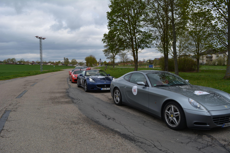 Erlebnistour Sportwagenausfahrt