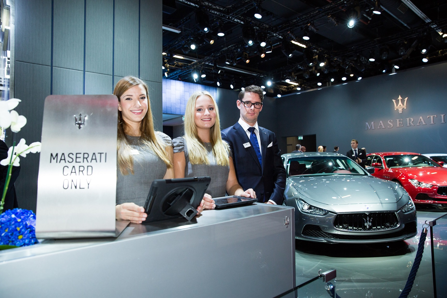 Exhibition IAA 2015