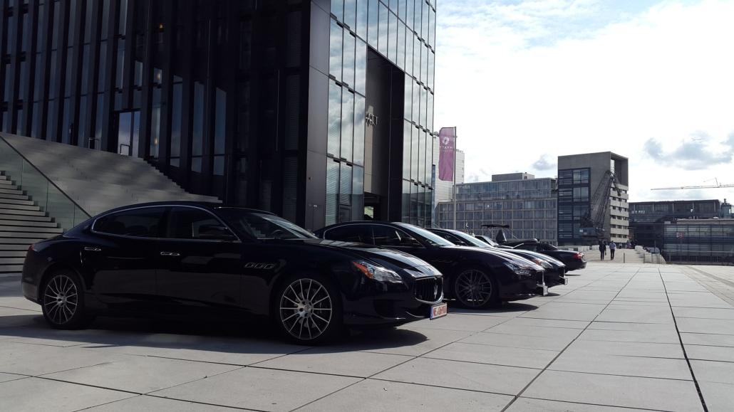 Roadshow Maserati Summertour 2015